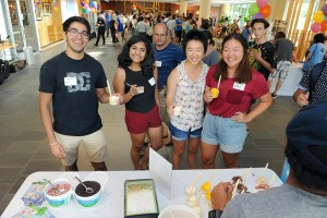 International Student Welcome Social