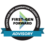 Center for First-generation Student Success First Forward Advisory